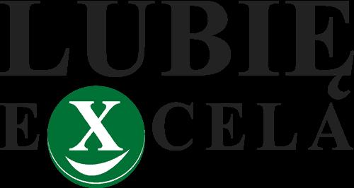 LUBIĘ Excela – Szkolenia, kursy, tutoriale, pomoc w Excelu – lubieExcela.pl